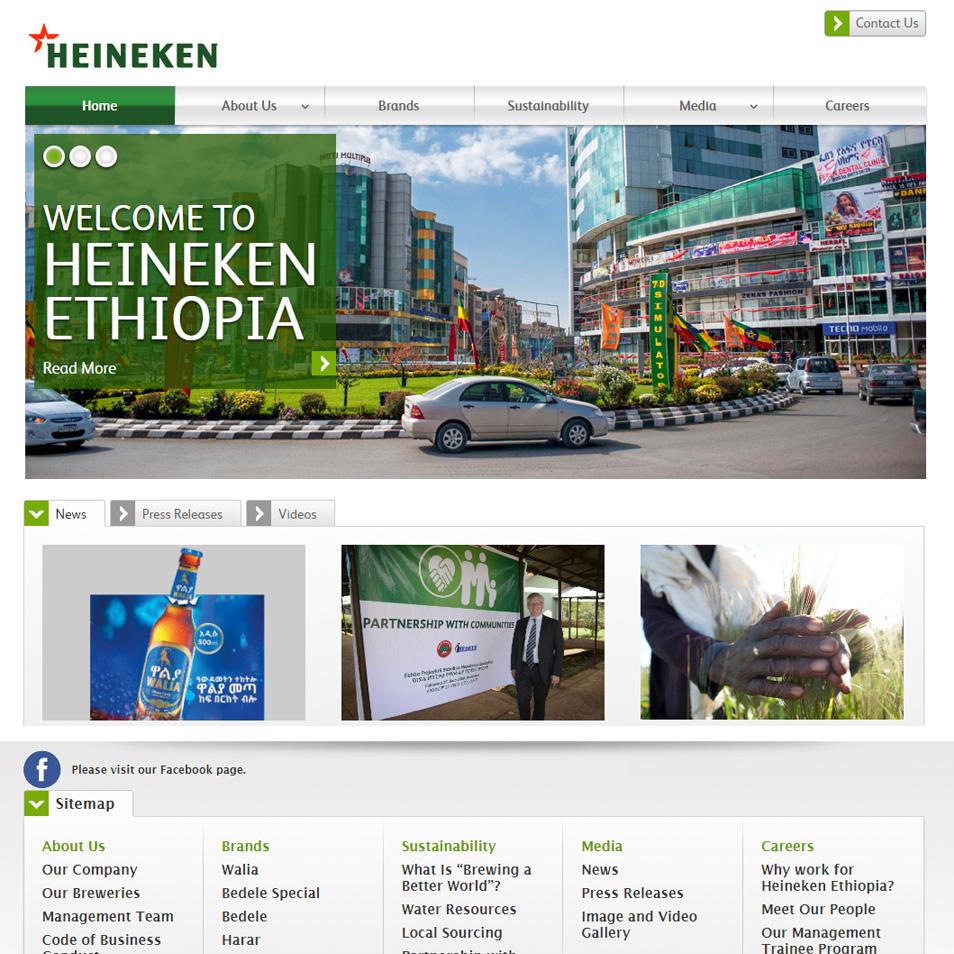 Website Design Company in Ethiopia, Website Development