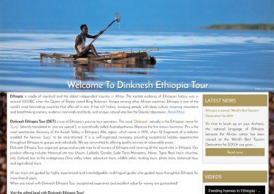 Dinknesh Ethiopia Tours