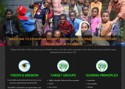 Ethiopian Guenet Church and Welfare Organization (EGCDWO)