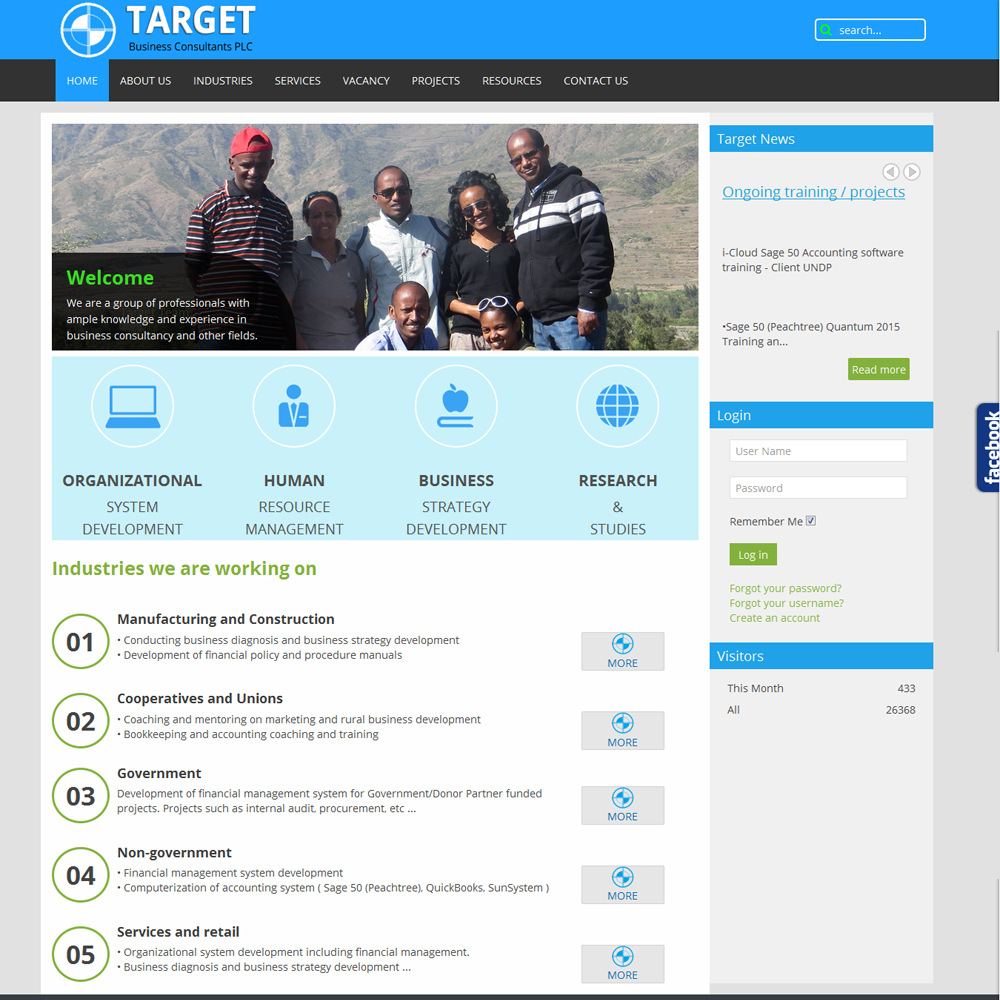 Target Business Consultants - Epion Computer Solutions