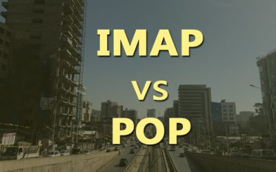 Differences between POP and IMAP Type of Emails