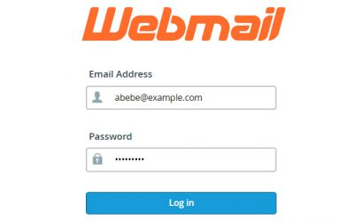 How to login into cPanel Domain Emails / WebMail
